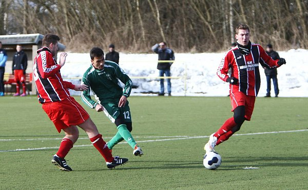 Druhý přátelský mač během dvou dnů mají vnohách fotbalisté FC Nový Bor.