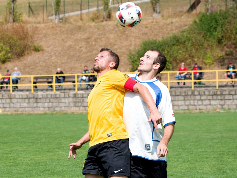 Vratislavice - Dubá 0:2 (0:1).