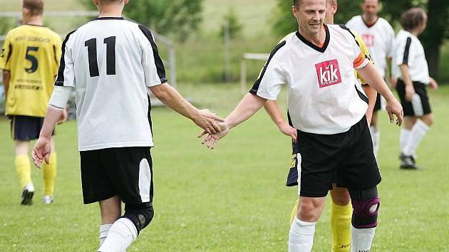 Dolní Libchava porazila Nový Oldřichov 3:0.