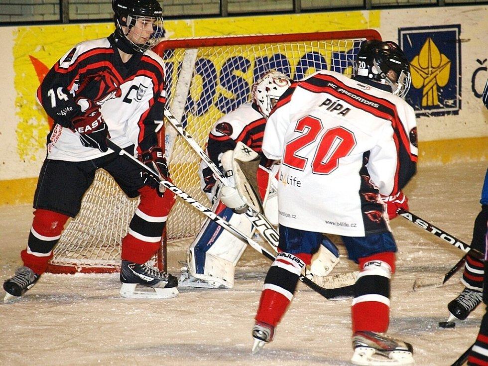 HC Česká Lípa - HC Jonsdorfer 10:0.