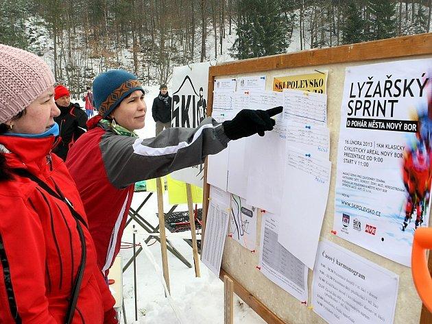 O pohár města Nový Bor se letos poběží bez lyží.
