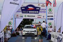 Na ECO energy Rally Bohemia se sjede světová elita v ECO rally.