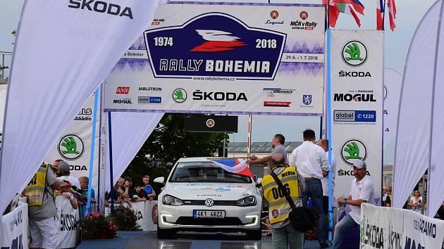Na ECO energy Rally Bohemia se sjede světová elita v ECO rally.