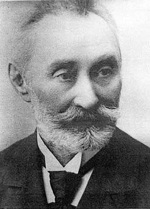 Houslista a pedagog Antonín Bennewitz.