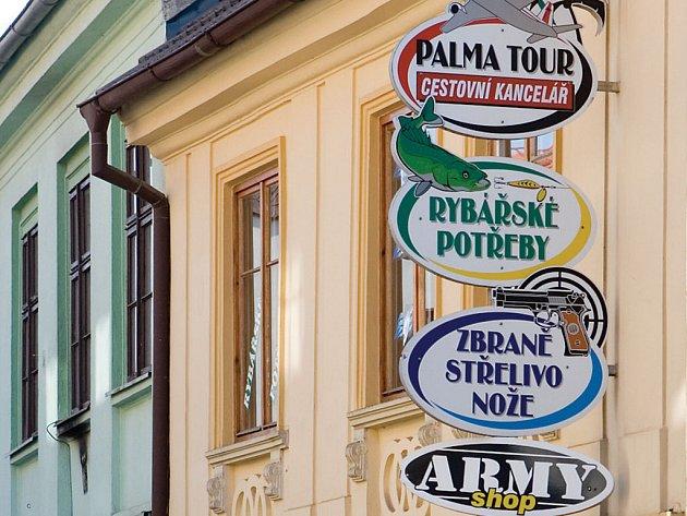 Sokolská ulice