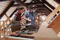 Organizace Lipý v úterý představila novinky, které letos nabídne Centrum textilního tisku i Vodní hrad Lipý.
