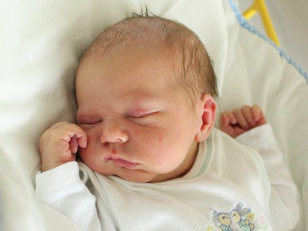 Rodičům Simoně Harnůškové a Lukáši Černému z České Lípy se v pondělí 24. července ve 3:09 hodin narodil syn Daniel Černý. Měřil 50 cm a vážil 3,23 kg.
