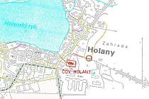 Čistírnu odpadních vod (ČOV) v Holanech čeká rekonstrukce a doplnění o moderní technologie.