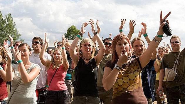 Reggae Ethnic Session přiláká každým rokem stovky fanoušků world music.
