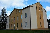 Komunitní dům seniorů/KODUS/ ve Cvikově.