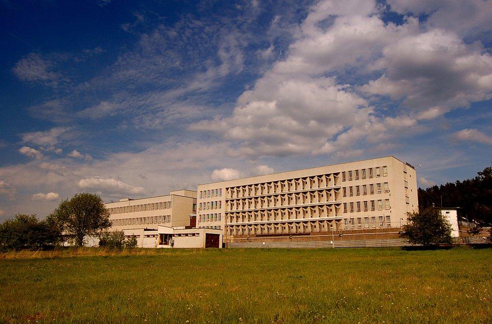 Věznice ve Stráži pod Ralskem fugnuje 45 let.