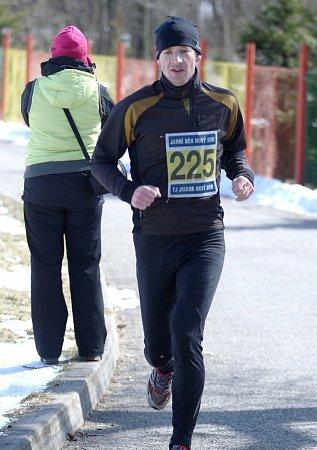 Druhý skončil novoborský Tomáš Kolařík.