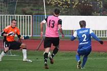 Arsenal Česká Lípa - Roudnice 5:1 (2:0).
