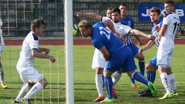 Arsenal Česká Lípa - SK Úvaly 4:1 (2:1).