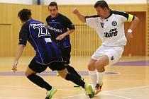 FC Démoni Česká Lípa - Indoss Plzeň 5:4.