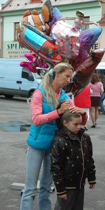 Dny města Mimoně 2012.