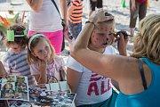 Prázdniny v Novém Boru přivítali na koupališti.