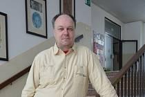 Mgr. Martin Aschenbrenner, Gymnázium Česká Lípa, autor knih o místní historii.