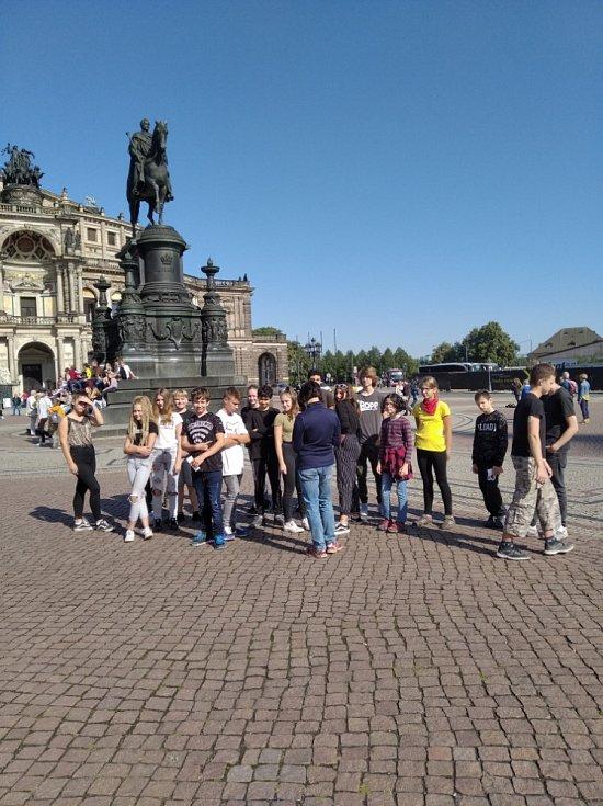 K začátku školního roku již několik let neodmyslitelně patří týdenní pobyt v malebném městečku Sebnitz.