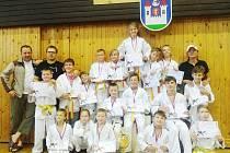 Novoborští borci se na domácí soutěži blýskli krásnými výkony a potvrdili dobrou formu z předchozích turnajů.