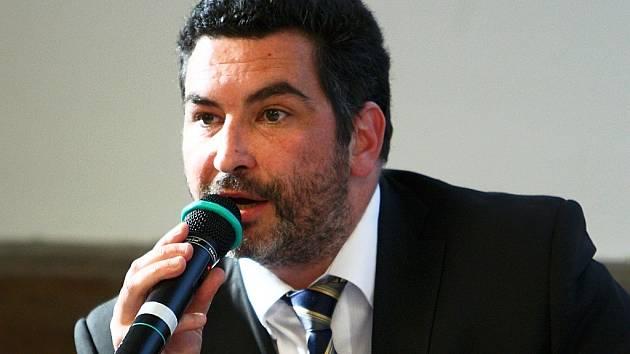 Tomáš Vlček.