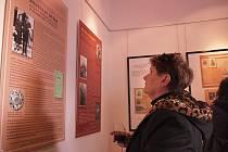 Ve Vlastivědném muzeu a galerii v České Lípě začala výstava Matice česká.