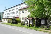 Základní škola v Zákupech.