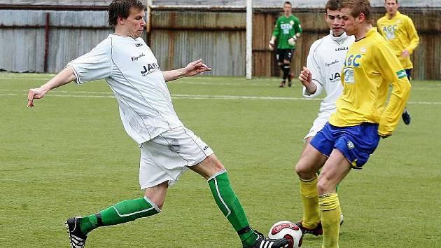 Fotbalisté Nového Boru opět nedokázali bodovat.