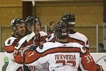 Hokejisté České Lípy napravili dojem z posledního prohraného zápasu s Nymburkem a připsali další tři body.