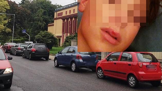 K útoku na nezletilého došlo ve Smetanově ulici v Novém Boru.
