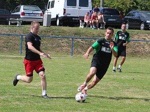 Fotbal ve Skalici pomohl dobré věci