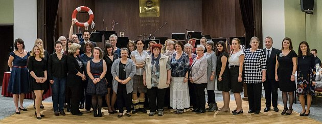 VGrandhotelu Zlatý Lev vLiberci uskutečnil slavnostní večer pořádaný Sdružením TULIPAN Ocenění pečujících osob Libereckého kraje 2019.