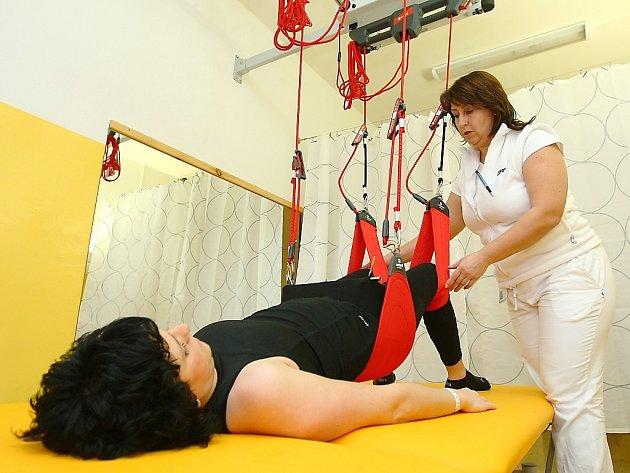 Díky nové lůžkové rehabilitaci rozšířila nemocnice spektrum péče.