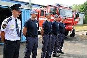 Hasičský záchranný sbor Libereckého kraje v pátek 1. června zahájil provoz nové stanice v Doksech na Českolipsku.