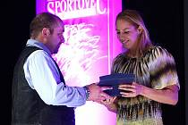 Hvězdou Deníku a celkovou vítězkou loňského ročníku se stala plavkyně Petra Chocová.