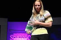 Vítězkou ankety za rok 2011 se stala plavkyně Petra Chocová.