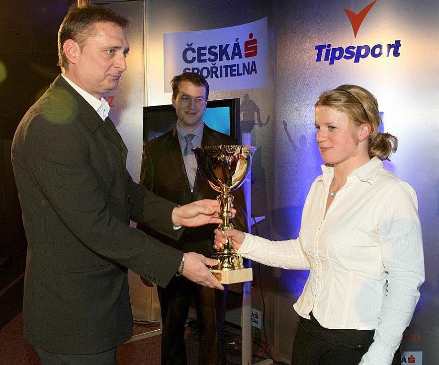 Deník ocenil nejúspěšnější sportovce uplynulého roku. Vítězným kolektivem dospělých se staly již po několikáté atletky AC Česká Lípa.