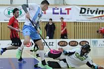 Po výhrách se Startem a Svitavami si českolipští florbalisté vyšlápli i na favorizovaný celek Hattricku Brno.