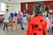 Maškarní v kulturní domě ve Svoru se uskutečnilo v sobotu 16. února.