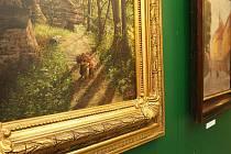 Četné památky České Lípy i dalších míst blízkého i vzdálenějšího okolí představuje výstava neškoleného malíře, rodáka z Jablonného v Podještědí, Wilhelma Reichelta (1861–1934), která právě začala v galerii českolipského vlastivědného muzea.