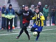 Arsenal Česká Lípa - FK Litoměřicko 1:1 (0:0).