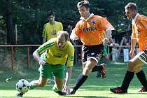 I. B TŘÍDA. Rezerva Doks zvládla svůj první zápas v nejnižští krajské soutěži a porazila Bukovany 3:1.