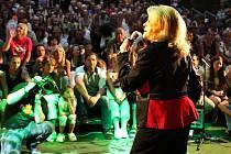 Hrad Houska hostí benefiční koncert Noc s Hvězdami již přes deset let.
