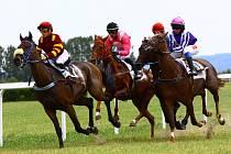 Dostihovou neděli si užili příznivci ušlechtilých koní v Mimoni.