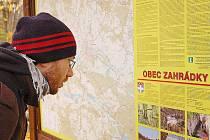 Chráněné území Peklo se nachází nedaleko Zahrádek.
