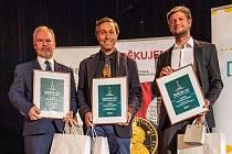 V Jablonci se konalo vyhlášení Ceny Karla Hubáčka o stavbu roku Libereckého kraje.