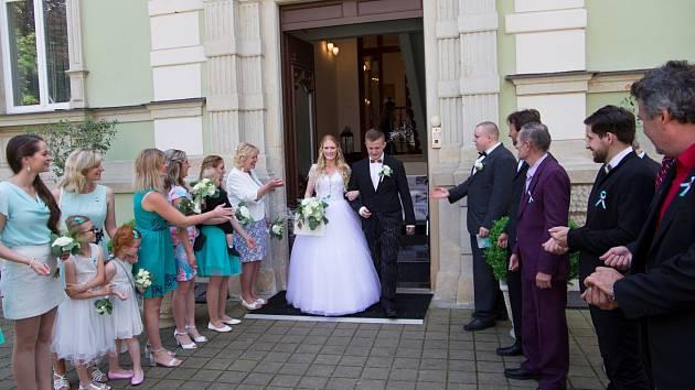 Českolipskou secesní vilu v loňském roce zvolilo hodně zamilovaných párů jako místo pro svatbu.