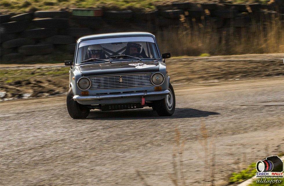 30.března se na trati v Sosnové sešlo 101 závodníků, aby se utkali o poslední body.