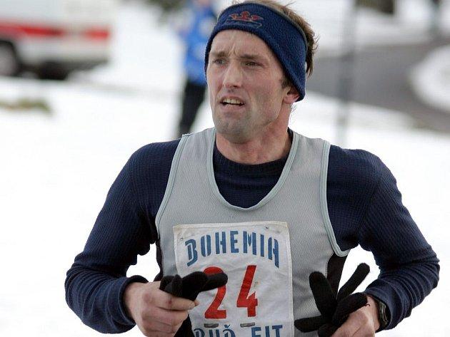 Nejrychlejším běžcem jarního běhu sídlištěm Západ v Novém Boru byl Michal Michálek z Mělníku.