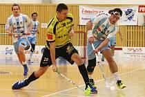 Zápas SK Bivoj Litvínov – FBC Česká Lípa je na programu v sobotu 18. ledna od 19 hodin.